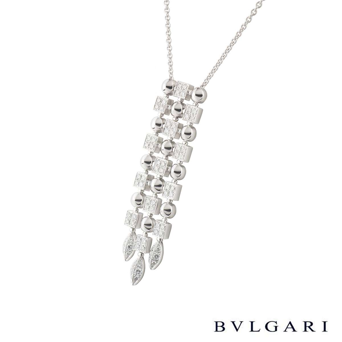 Bvlgari Lucea Diamond Necklace